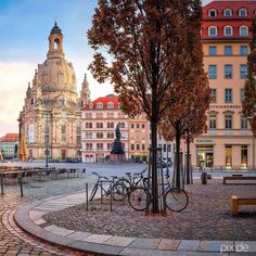 Dresden Germany, We Run, France, London, Paris, Running Away, Germany Travel, Sidewalk, Destinations