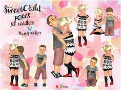 SWEET CHILD POSE PER BEBE by MamyRocker