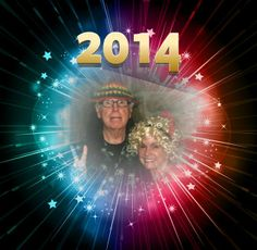 now, this is crazy, costume party with new years app