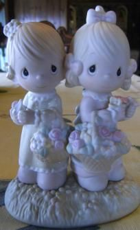 Precious Moments To My Forever Friend 1997 Figurine