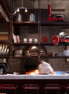 Deutschlands Beste Bars & Restaurants Auf Ad  Restaurants Magnificent Chinese Restaurant Kitchen Design Inspiration Design