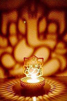 Dewali Gifts Ganesh Musti With Lights
