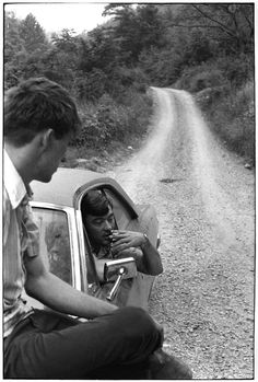 William Gedney's Kentucky photos from 1972.