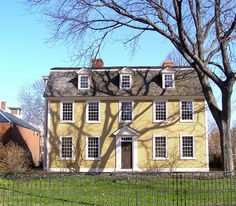 Crowninshield-Bentley House, Salem, MA