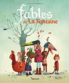 Les contes : Fables de la Fontaine