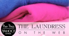 We at The Laundress always preach that your wool and cashmere pieces can and SHOULD be washed. Never wanting another beautiful sweater or scarf to leave the dry cleaners with crushed and stiff yarns, Gwen & Lindsey share their step-by-step care instructions for washing cashmere with Yahoo! Style.