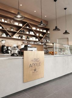 The Big Apple Cafè