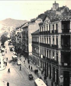 Antiguo edificio de Correos en calle Reyes Católicos