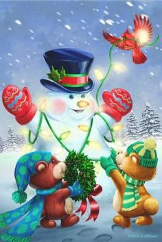 Image Library Designs Original illustrations occasions Christmas greetings cards More
