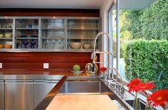 Aktualisieren Sie Ihre Küche Aussehen Mit Edelstahl Küchenarbeitsplatten  Edelstahl Küche Arbeitsplatten Sind Auch Sehr
