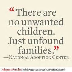 Quotes About Adoption Simple Adoption …  Adoption  Pinterest  Adoption Foster Care And .