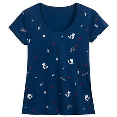 Ariel Fashion T-Shirt for Women - The Little Mermaid