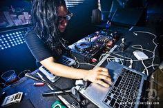Skrillex/EDM owns my playlist.