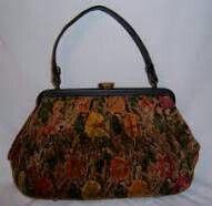 Vintage (carpet) Bags