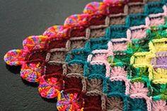 Shell... crochet stitch