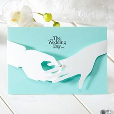 インスタで発見♡海外のリアルプレ花嫁に学ぶおしゃれ招待状デザイン20選*にて紹介している画像