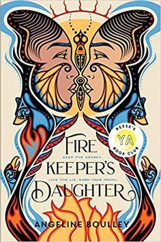 Firekeeper's Daughter by Angeline Boulley Ya Books, Book Club Books, The Book, Popsugar, Sunshine Books, Michigan, Murder, Tribal Community, Romance