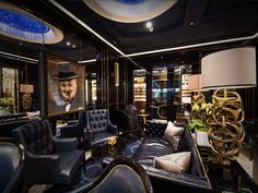 Cigar Bars in London, Cigar Lounge London, Cigar Lounges London