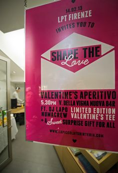 Share the love Party