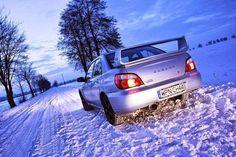 Subaru Power - Snow Storm!!