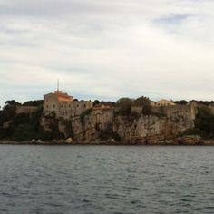 Fort de l île sainte marguerite