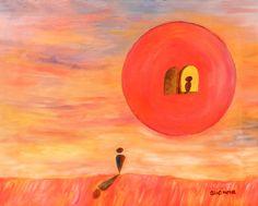 Sole rosso - Arianna Baccelli, sezione arti grafiche e pittoriche