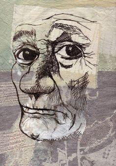 Shirley Nette Williams - stitch portrait 36