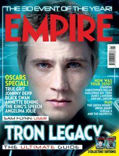 Garrett Hedlund for Empire UК, January 12th 2011