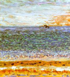 Pierre Bonnard - The Sea, C.1944