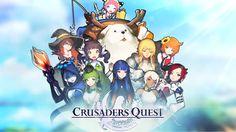 Crusaders Quest computer wallpaper