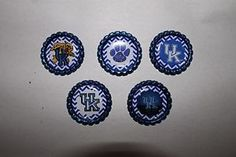 http://www.ebay.com/itm/5-UK-Kentucky-Wildcats-Finished-Decorated-Bottle-Caps-One-Inch-/121730824223