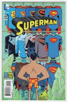 Superman and Wonder Woman Teen Titans Go Variant Covers. Out July Woman Woman League Comics Teen Titans Go, Marvel Comics, Arte Dc Comics, Superman Family, Batman Vs Superman, Funny Superman, Superman Outfit, Superman Cosplay, Superman Costumes