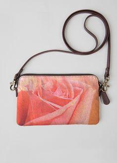 VIDA Statement Bag - Pink & Orange Statement by VIDA 62613qit