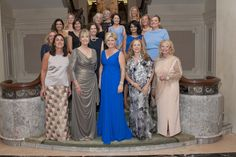 The Woman's Board at the 93rd September Gala, September 6, 2013