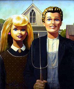 Barbieland Gothic