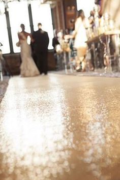 Sequin Wedding Aisle Runner Custom colors and by SparklePonyShop