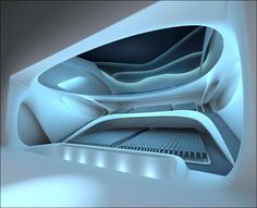 Abu Dhabi Performing Arts Center - Zaha Hadid.