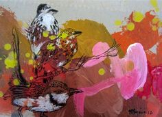Michele Nigrini 2012 Art Google, South Africa, Birds, My Love, Artist, Paintings, Animals, Image, Google Search
