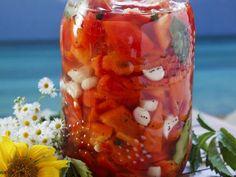 Eingelegte Paprika ist ein Rezept mit frischen Zutaten aus der Kategorie Gemüse. Probieren Sie dieses und weitere Rezepte von EAT SMARTER!
