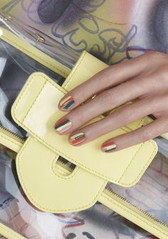 Effortless Lines by JINsoon | Sephora Beauty Board #Sephora #nailart