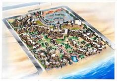 resort plans layout - Google Search