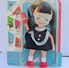 Resultado de imagem para the little sophisticates doll uneeda