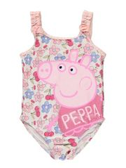 Peppa Pig Floral Swimsuit