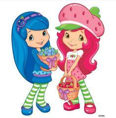 #blueberrymuffin #strawberrychortcake