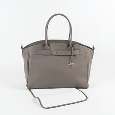 BEIGE TOFFEE ECO LEATHER LAYETTE BAG MADE WITH SWAROVSKI®ELEMENTS