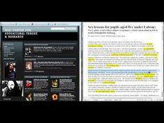 NSA: 10 Min. English: 015. Sex Lessons - YouTube