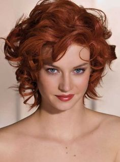 1000 images about Red Hairstyles for Women on Pinterest