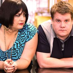 James Corden confirms Gavin & Stacey is coming back for ChristmasIt's been almost 10 years since we saw the Shipmans and the Wests. Room Pictures, Funny Pictures, Ruth Jones, British Tv Comedies, Gavin And Stacey, Comedy Actors, The Late Late Show, Olympic Sports, Bbc One