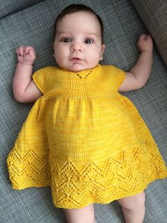 Ravelry: Helen Joyce Dress pattern by Taiga Hilliard Designs