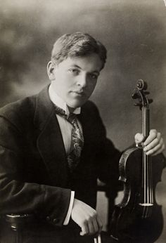 Bjarne Brustad (1895 - 1978) was a Norwegian composer, violinist and violist. He played with symphonic orchestras in Stavanger and Oslo. In the 1920s he travelled to European cities such as Paris, Munich and Berlin, where he received musical inspiration and contacts. From 1928 to 1943, Brustad was viola soloist with Philharmonic Society Orchestra in Oslo. He wrote symphonies, compositions for violin and orchestra, chamber music and opera. His opera Atlantis was finished in 1945.